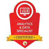 Certified Analytics & Data Specialists