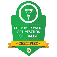 Certified Customer Value Optimization Specialist